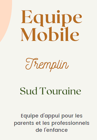 L'équipe mobile Sud Touraine