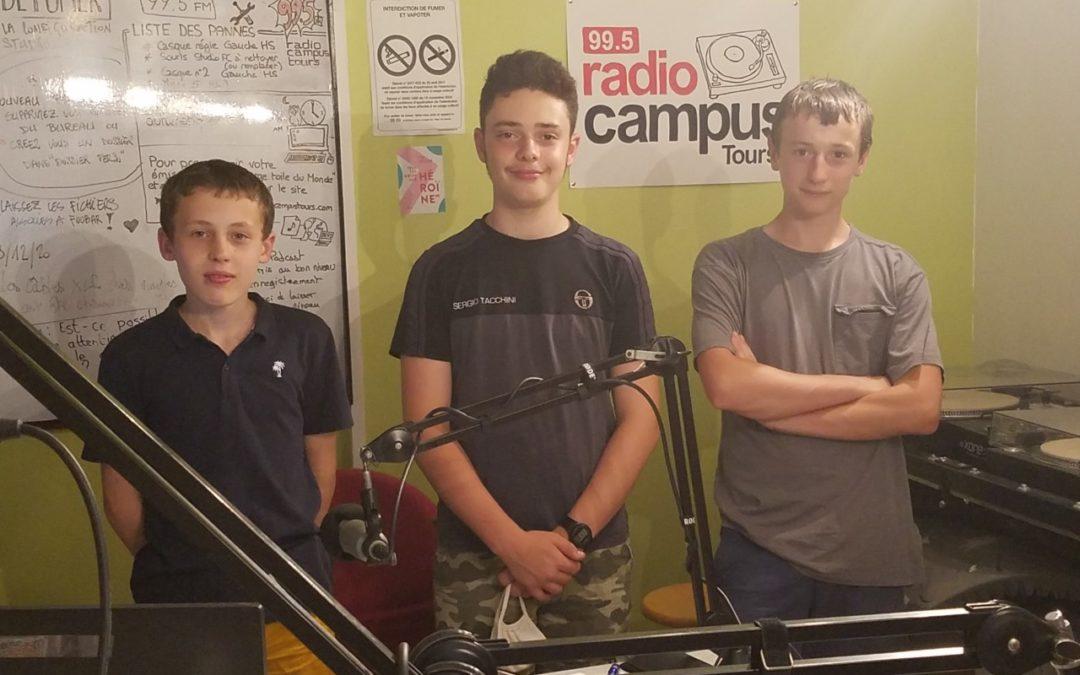 [L'école du micro parlant] Radio PACT avec les jeunes de l'APAJH